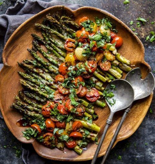 Tavaszi receptek: Spárga