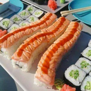 Diétás sushi házilag