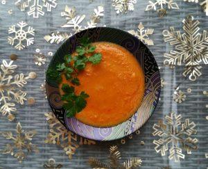 Karácsonyi reform menü: Kókuszitalos sárgarépa krémleves
