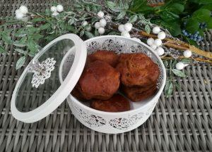 Sütőtökös-kakaós muffin