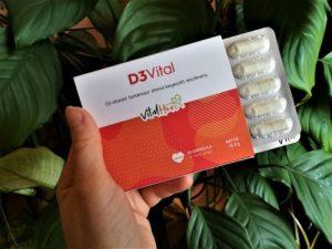 "D, a ""napfény vitaminja"""